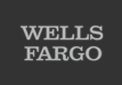 wells fargo custom design logo